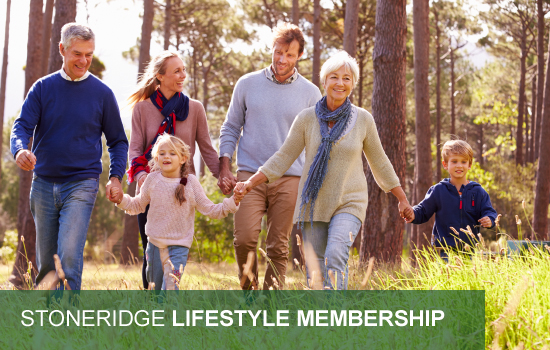 StoneRidge Lifestyle Membership